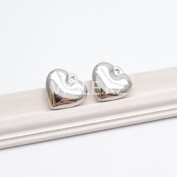 Подвеска сердце 15,5*16 мм