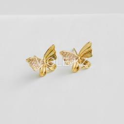 Швензы Бабочки, 10*13 мм