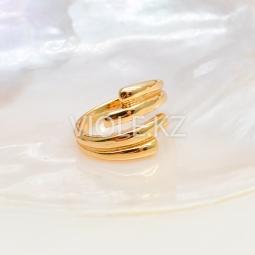 Кольцо волна 12,5 мм.